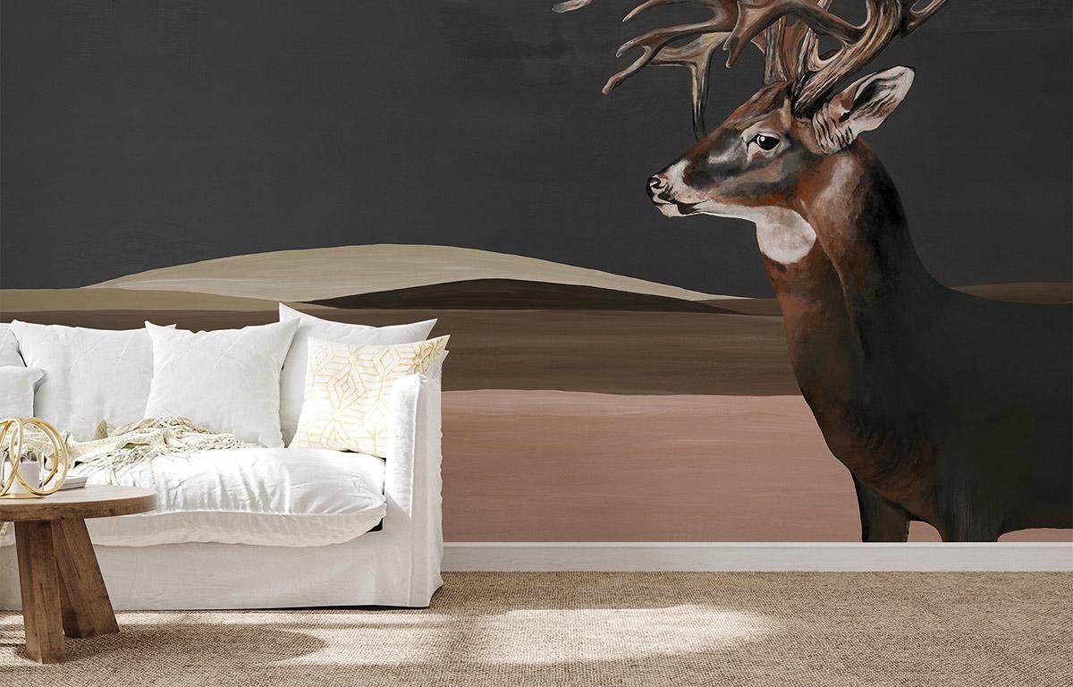 Papel pintado salón - DECO&YOU